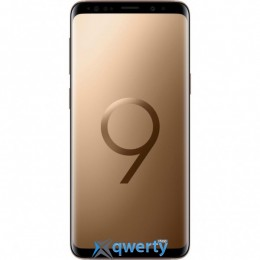 Samsung Galaxy S9 (SM-G960F) 4/64GB DUAL SIM GOLD (SM-G960FZDDSEK)