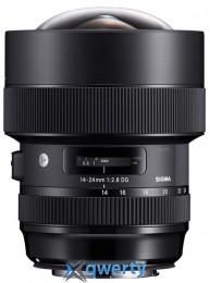 SIGMA AF 14-24/2,8 DG HSM Art Canon
