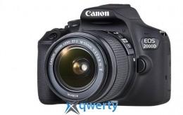 CANON EOS 2000D 18-55 DC III