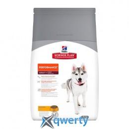 Hills SP Can Adult Performance-Дорослий собака.Для активних,мисливських,робочих/курка-12 кг