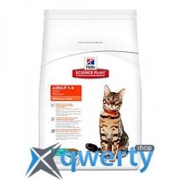 Hills SP Fel Adult OptCare Tn-Доросла кішка. Оптимальний догляд/тунець- 2,0 кг