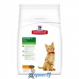 Hills SP Kitten HDev Ch-Котеня.Здоровий розвиток/курка - 5,0 кг