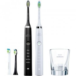 PHILIPS HX9334/41 SONICARE DIAMONDCLEAN WHITE&BLACK