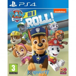 A PAW Patrol: On a Roll PS4