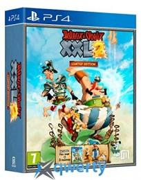 Asterix and Obelix XXL2. Limited edition PS4
