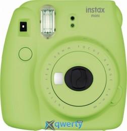 FUJI Instax Mini 9 CAMERA LIM GREEN TH EX D Лаймово - Зеленый