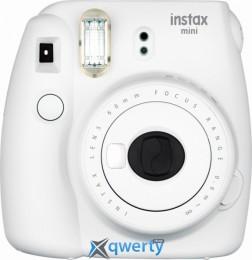 FUJI Instax Mini 9 CAMERA SMO WHITE TH EX D Дымчатый Белый