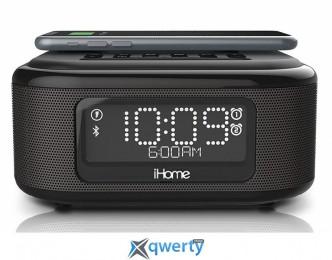 iHome IBTW23B, Qi Wireless Charging, BT, USB, Mic (IBTW23B)