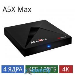 A5X Max (4/32 Gb) 4-ядерная на Android 9.0