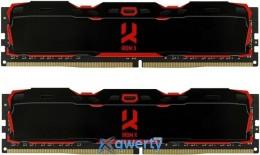GoodRAM DDR4 3000MHz 8GB  2x4GB (IR-X3000D464L16S/8GDC)