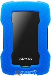 ADATA 2.5 USB 3.1 1TB HD330 Blue (AHD330-1TU31-CBL)