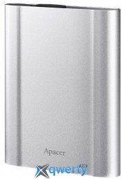 Apacer 2.5 USB 3.1 1TB AC730 Metal Silver (AP1TBAC730S-1) купить в Одессе