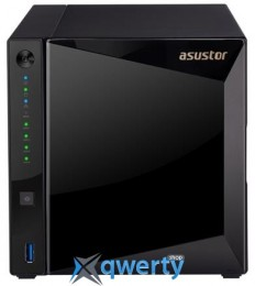 ASUSTOR AS4004T 4x2.5/3.5 SATA, 2x1GE, 1x10GE, 2xUSB3.1-Gen1 (AS4004T)