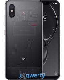 Xiaomi Mi 8 Pro 8/128Gb Transparent Titanium (Global) EU
