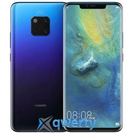 HUAWEI Mate 20 Pro 8/256GB Twilight EU