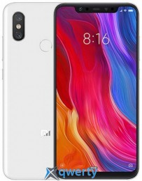 Xiaomi Mi 8 8/128GB White EU