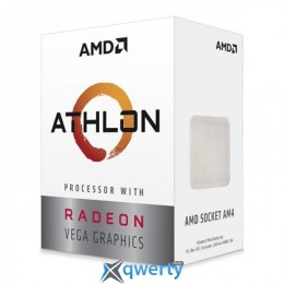 AMD Athlon 220GE 3.4GHz AM4 (YD220GC6FBBOX)