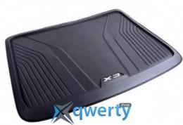 BMW X3 G01 коврик багажного отделения (51472450516)