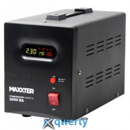 MAXXTER (MX-AVR-S2000-01)