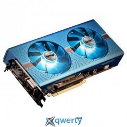 Sapphire PCI-Ex Radeon RX 590 Nitro+ Special Edition 8GB GDDR5 (256bit) (1560/8400) (DVI, 2 x HDMI, 2 x DisplayPort) (11289-01-20G)