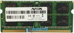 So-Dimm AFOX DDR3 4Gb 1333Mhz (AFSD34AK2P)