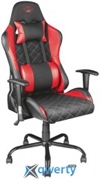 Trust GXT 707R Resto Gaming Chair Red (22692)