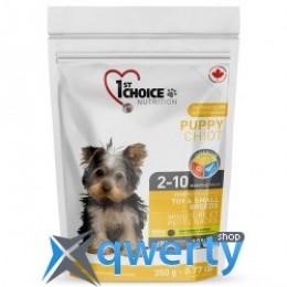1st Choice (Фест Чойс) мелких пород с курицей (Pup Mini Small) 350 г. (ФЧСЩММ350)