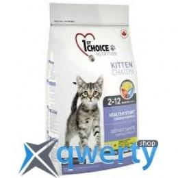 1st Choice (Фест Чойс) от 2 до 12 месяцев (Kitten) 350 г.(ФЧККН350)