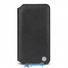 Moshi Overture Premium Wallet Case Charcoal Black for iPhone XS Max (99MO091011)