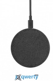 Native Union Drop Wireless Charger Fabric Slate (DROP-GRY-FB)