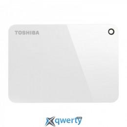 Toshiba Canvio Advance 2 TB White (HDTC920EW3AA)