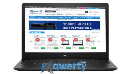 Dell Inspiron 3583 (I3583F78S2ND2L-8BK) Black