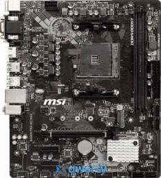 MSI B450M Pro-M2 Max (sAM4, AMD B450, PCI-Ex16)