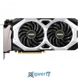 MSI PCI-Ex GeForce RTX 2070 Ventus OC 8GB GDDR6 (256bit) (1785/14000) (HDMI, 3 x DisplayPort) (RTX 2070 Super Ventus OC)