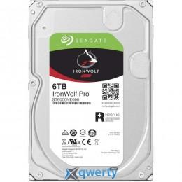 Seagate IronWolf Pro HDD 6TB 7200rpm 256MB ST6000NE000 3.5