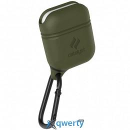 Catalyst Waterproof AirPods Case Army Green (CATAPDGRN)