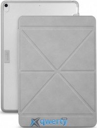 Moshi VersaCover Origami Case Stone Gray for iPad Air 3/Pro 10.5 (99MO056013)