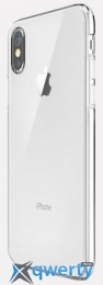 Vokamo Sdouble Protective Case Transparent for iPhone XS (VKM00126)