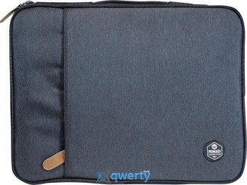 PKG LS01 Laptop Sleeve Dark Grey 13 (LS01-13-SCE-DGRY)