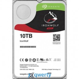 Seagate IronWolf HDD 10TB 7200rpm 256MB ST10000VN0008 3.5