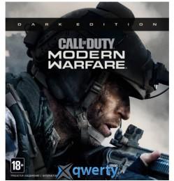 Call of Duty Modern Warfare Dark Edition  (английская версия)