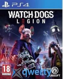 Watch Dogs Legion PS4 (русская версия)