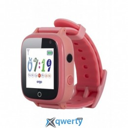 Ergo GPS Tracker Color C020 - Детский трекер (Pink) (GPSC020P)