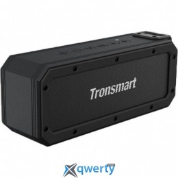 Tronsmart Element Force + Waterproof Portable Bluetooth Speaker Black (322485)