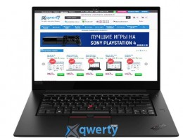 Lenovo ThinkPad X1 Extreme (2nd Gen) (20QV0010RT)