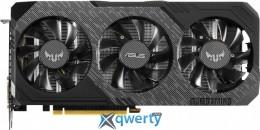 Asus PCI-Ex GeForce GTX 1660 Super TUF Gaming X3 OC 6GB GDDR6 (192bit) (14002) (DVI, HDMI, DisplayPort) (TUF 3-GTX1660S-O6G-GAMING)