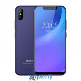Blackview A30 2/16GB DUALSIM Blue OFFICIAL UA (6931548305552)