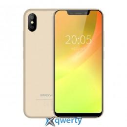 Blackview A30 2/16GB DUALSIM Gold OFFICIAL UA (6931548305545)