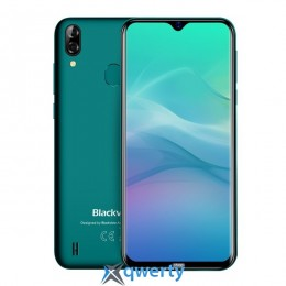 Blackview A60 Pro 3/16GB DUALSIM Emerale Green OFFICIAL UA (6931548305774)