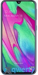Samsung Galaxy A40 4/64GB Black (SM-A405FZKDSEK)